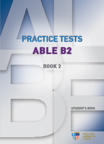 Practice Tests ABLE B2 Book 2
