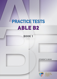Practice Tests ABLE B2 Book 1