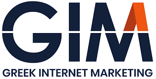 GIM Greek Internet Marketing logo